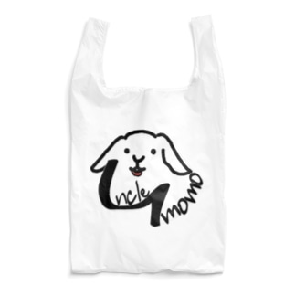 【uncle momo】ロゴ Reusable Bag