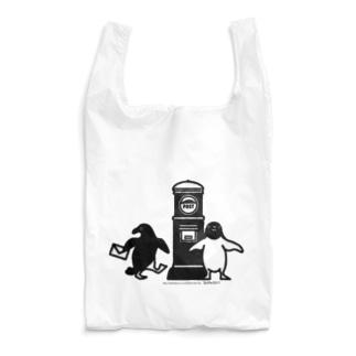 アデリーペンギンお手紙だす Reusable Bag