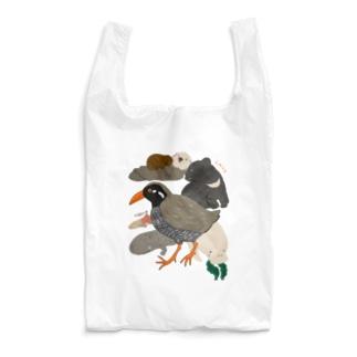 ぜつめつきぐしゅ1 〜japan〜 Reusable Bag