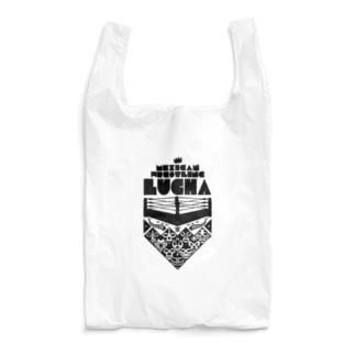mexican wrestling lucha libre8 Reusable Bag