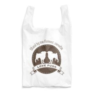 LOVEPUGS Reusable Bag