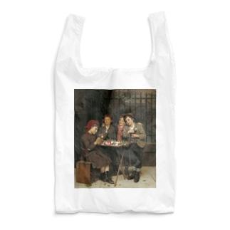 ジョン・ジョージ・ブラウン《タフな顧客》 Reusable Bag