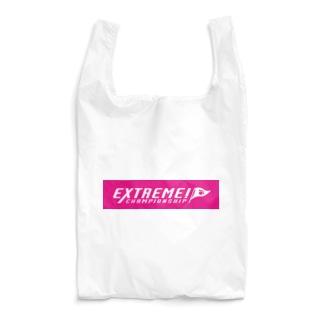 ドッグスポーツ・エクストリームロゴ(横長) Reusable Bag