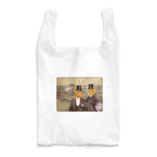 シャーロック・ホームズ『うちのコ・シリーズ「Sherlock」』 Reusable Bag