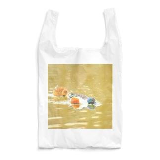 ハシビロガモ Reusable Bag