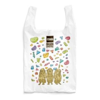 三猿〜Onsight Climbing〜 Reusable Bag