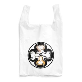 おちり家紋 Reusable Bag