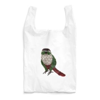 ウロコインコのマメ Reusable Bag