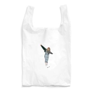 バタフライ Reusable Bag