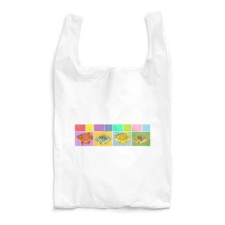 古代魚みに Reusable Bag
