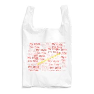 【NEW】スプリング(ただの)☆ Reusable Bag