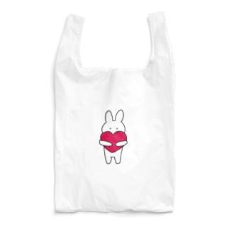 ぎゅっとうさぎちゃん Reusable Bag