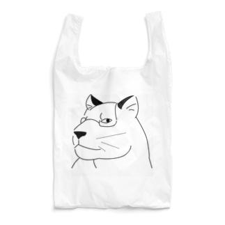お洒落さん? Reusable Bag