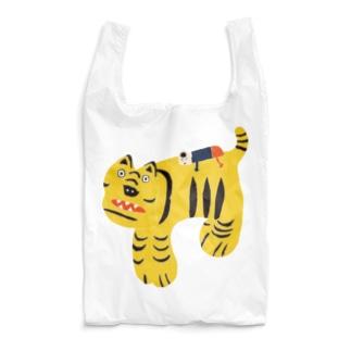 Yusuke このり虎 Reusable Bag