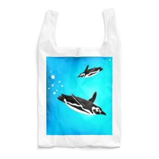 ペンギン エコバッグ Reusable Bag