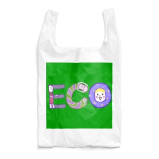 イニシャルズ⭐︎ECO2(エコツー) Reusable Bag