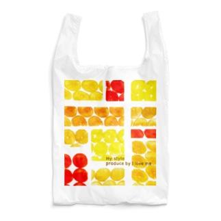 【NEW】アイスキャンディ・スプリング③ Reusable Bag