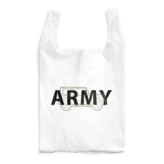 U.S.ARMYなジムニー Reusable Bag