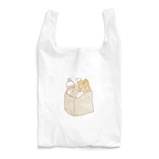 ゆるめん(おかいもの) Reusable Bag