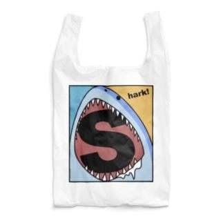 鮫の音を聴け Reusable Bag