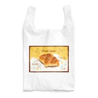 バタークロワッサン Reusable Bag