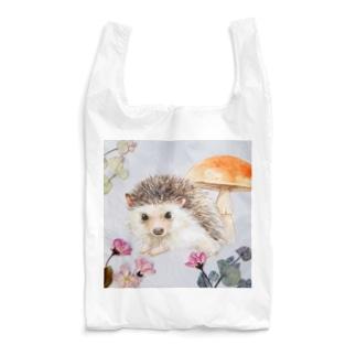 ハリネズミ Reusable Bag