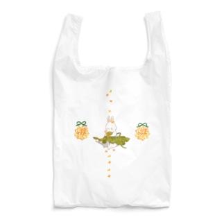 金木犀とうさぎさん Reusable Bag