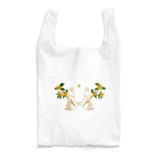 うさぎさんと金木犀 Reusable Bag