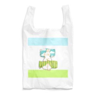 おやすみうさぎさん Reusable Bag