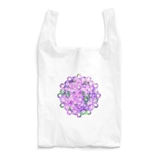 レース編み~芝桜~ Reusable Bag