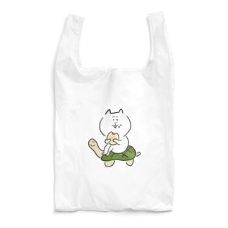 メロンパンとねこ Reusable Bag