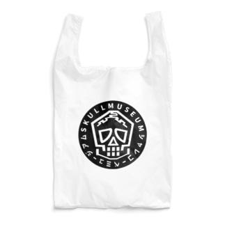 シャレコーベミュージアムのミュージアムロゴ2 Reusable Bag