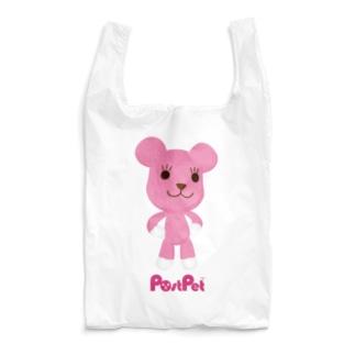 えっへんモモ Reusable Bag