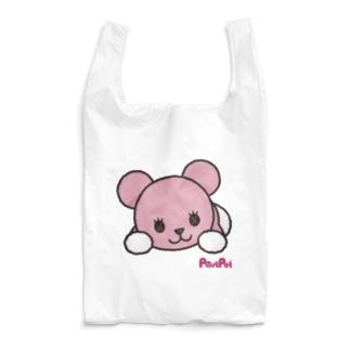 ごろごろモモ Reusable Bag