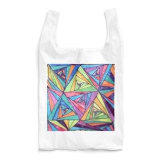 カラフル Reusable Bag