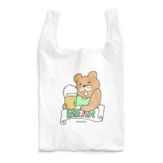 ビールベア Reusable Bag