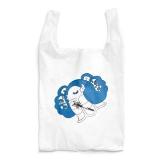 Amiの眠りのアマビエ Reusable Bag