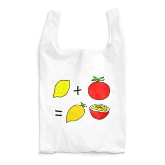 みか屋のレモンとトマト Reusable Bag