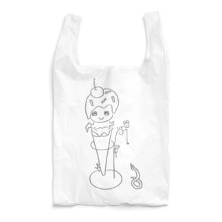 アイスクリームをめぐるたたかい Reusable Bag