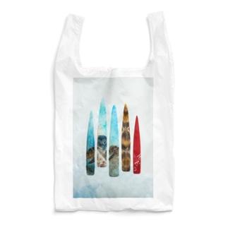 絶滅危惧種 タイマイ Reusable Bag