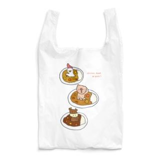 甲斐えるのブタ!ぶた!豚!のカレーライス chicken,beef,or pork? Reusable Bag