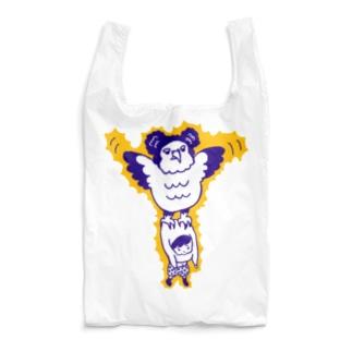 カンムリクマタカ Reusable Bag