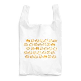 ねこネコこねこ Reusable Bag