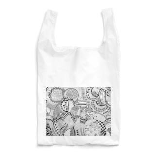 ぜんたんぐる Reusable Bag