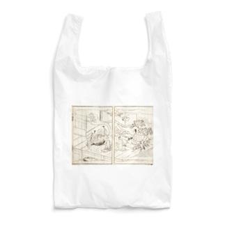 夢応の鯉魚(裏写り低減版)L Reusable Bag