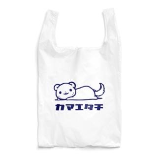 カマエタチ(ブルー) Reusable Bag
