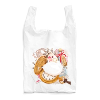 不思議の国の文鳥 Reusable Bag
