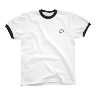 PYONPYON リンガーTシャツ