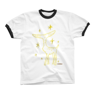光のプネウマ リンガーTシャツ