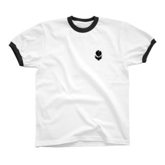 チューリップ リンガーTシャツ